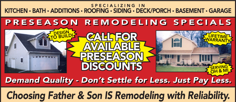 Owens Corning Preferred Contractor Father And Son Home